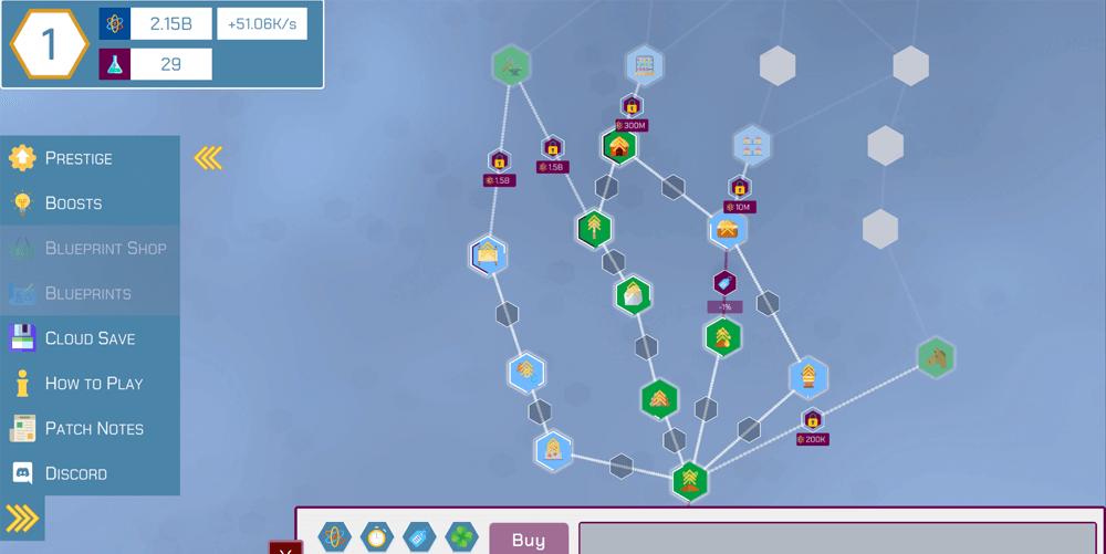 [K站/英文]科技树放置(Idle Tech Tree)